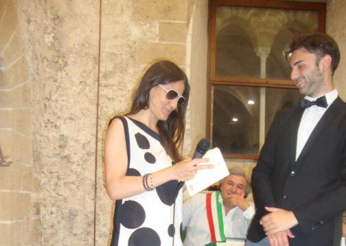 A Serena Maffia il Premio Mons Aureus 04