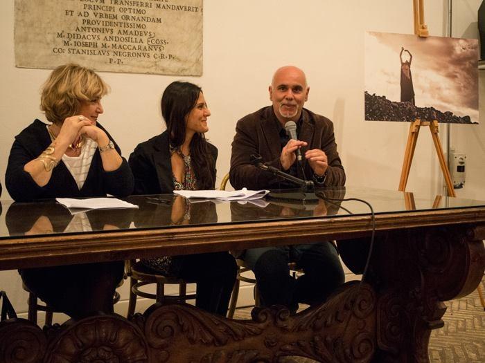 Dalila Novelli Serena Maffia Dario Nanni Premio AssoLei 2014