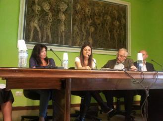Incontro con la regista Serena Maffia al FUIS di Roma