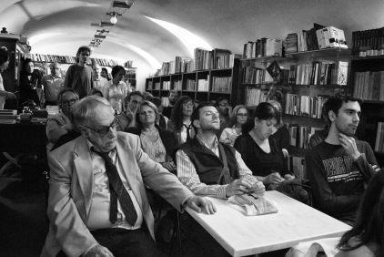 presentazione blu serena maffia enoteca letteraria roma 2016