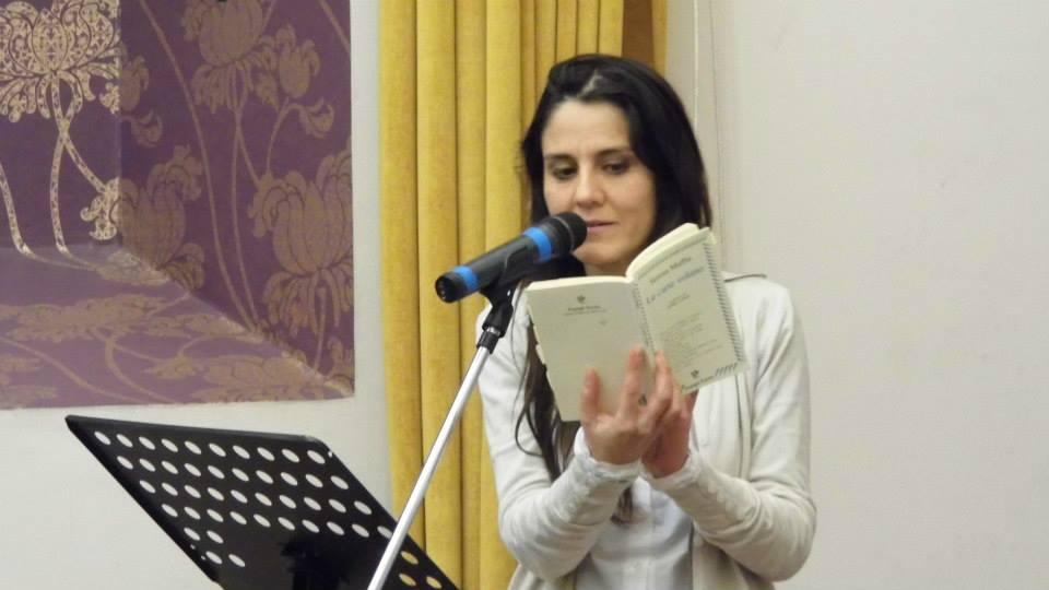 Serena Maffia Casa delle Letterature Roma marzo 2015