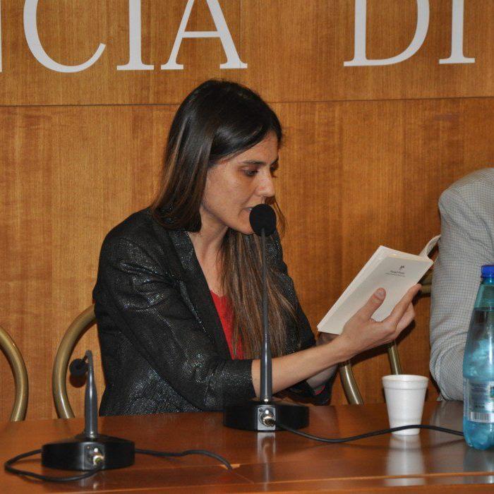 Serena Maffia Direttivo Centro Poesia Roma