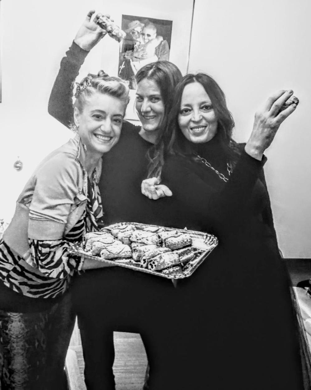 Giovanna Gattuso Serena Maffia Grazia Marino Maison della voce (1)